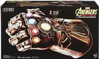 Pre-Order Marvel Legends Series Premium Avengers Infinity Gauntlet Articulated Electronic Fist